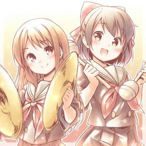 二次 非エロ 萌え 楽器 ヘッドフォン ギター 管楽器 弦楽器 笛 ピアノ ヴァイオリン ドラム 美少女風景 二次非エロ画像 gakki10020160527072