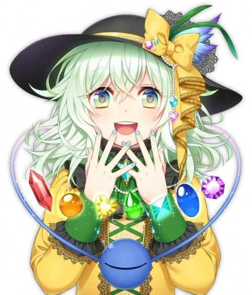 二次 エロ 萌え フェチ 緑髪 髪型 青緑 深緑 緑 黄緑 不人気 二次エロ画像 midorigami10020160504006