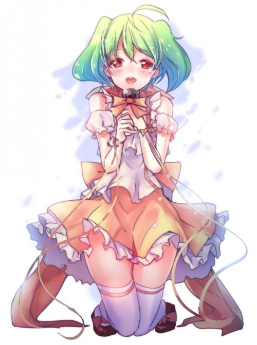 二次 エロ 萌え フェチ 緑髪 髪型 青緑 深緑 緑 黄緑 不人気 二次エロ画像 midorigami10020160504027