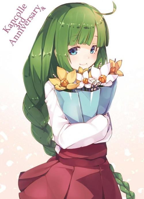 二次 エロ 萌え フェチ 緑髪 髪型 青緑 深緑 緑 黄緑 不人気 二次エロ画像 midorigami10020160504043
