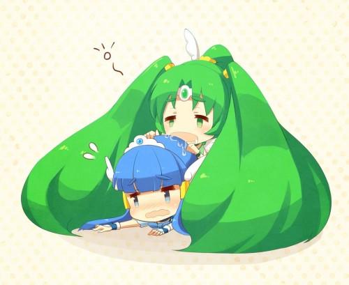 二次 エロ 萌え フェチ 緑髪 髪型 青緑 深緑 緑 黄緑 不人気 二次エロ画像 midorigami10020160504061