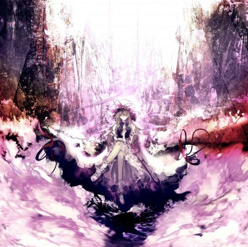 二次 エロ 萌え ゲーム 東方project 八雲紫 スキマ ゆかりん BBA スキマババァ 加齢臭 少女臭 靴下臭 罪袋 妖怪の賢者 二次エロ画像 yakumoyukari2016052650