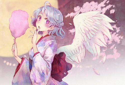 二次 萌え エロ フェチ 和服 着物 浴衣 はだけた 花火 脱衣 季節 夏 お祭り 二次エロ画像 yukata2016062522