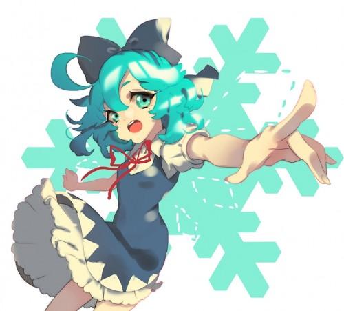 二次 エロ 萌え ゲーム 東方project チルノ ロリ 氷の妖精 ロリ 貧乳 ⑨ バカ おてんば リボン 冷気を操る程度の能力 氷を操る程度の能力 あたいったら最強ね 二次エロ画像 chirno2016072807