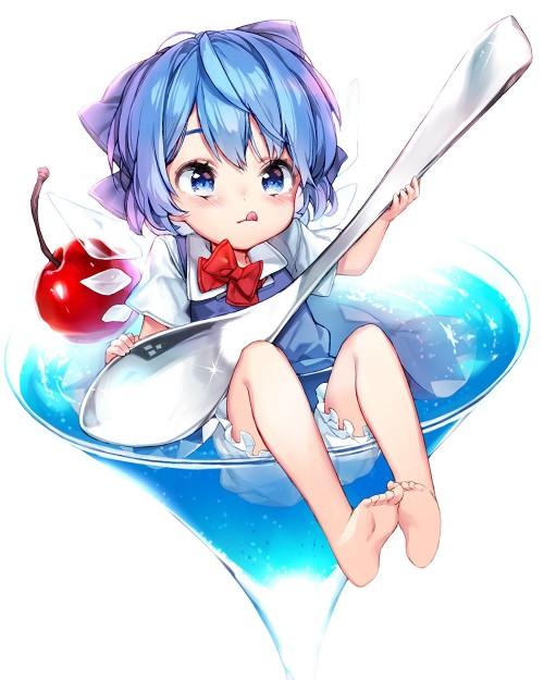 二次 エロ 萌え ゲーム 東方project チルノ ロリ 氷の妖精 ロリ 貧乳 ⑨ バカ おてんば リボン 冷気を操る程度の能力 氷を操る程度の能力 あたいったら最強ね 二次エロ画像 chirno2016072818