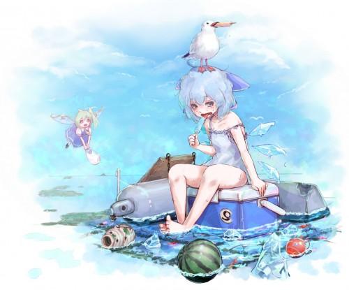 二次 エロ 萌え ゲーム 東方project チルノ ロリ 氷の妖精 ロリ 貧乳 ⑨ バカ おてんば リボン 冷気を操る程度の能力 氷を操る程度の能力 あたいったら最強ね 二次エロ画像 chirno2016072839