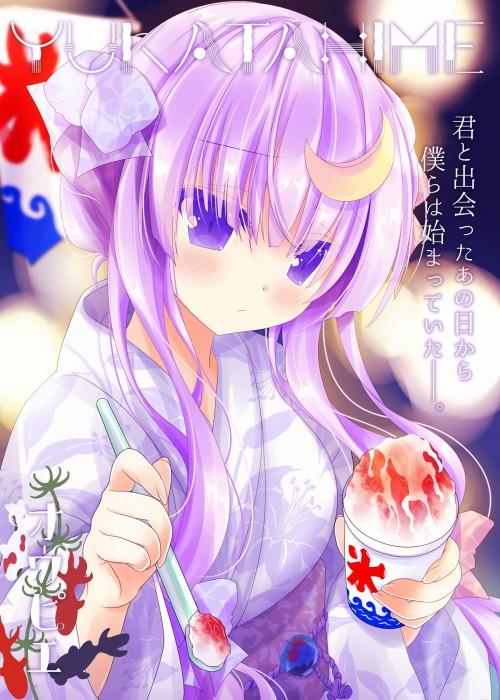 二次 非エロ 萌え フェチ 美少女風景 夏 暑い アイスクリーム カキ氷 季節 二次エロ画像 kakigoori2016080117
