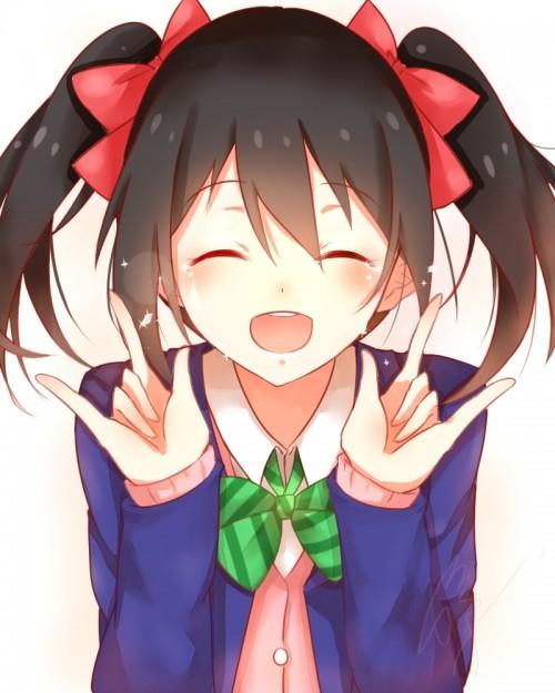二次 エロ 萌え フェチ アニメ アイドル 制服 女子校生 JK ラブライブ! school idol project 矢澤にこ 黒髪 ツインテール にこにー にこちゃん にこっち にっこにっこにー にこまき 世界のYAZAWA アホの子 二次エロ画像 yazawaniko2016072412