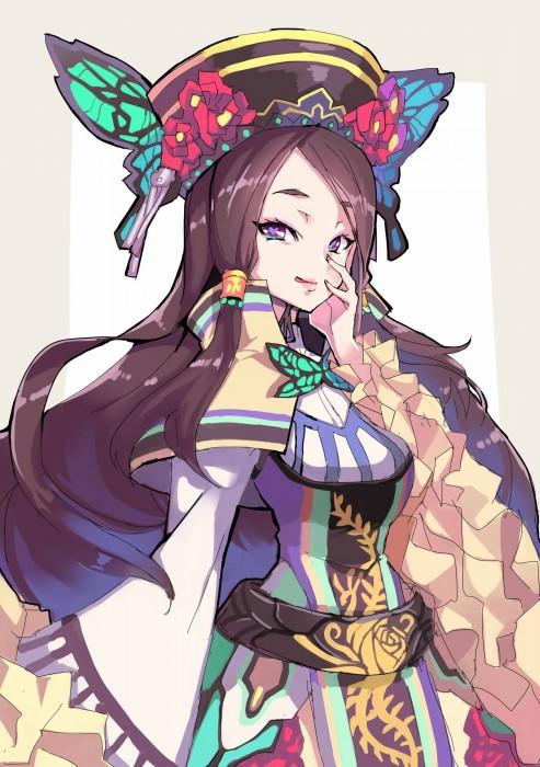 二次 エロ 萌え フェチ 舌 べろ あっかんべ てへぺろ(・ω<) 舌フェチ 食べてる 舐めてる ベロ 舌なめずり 笑顔 ペコ舌 二次エロ画像 shitadashi2016090143