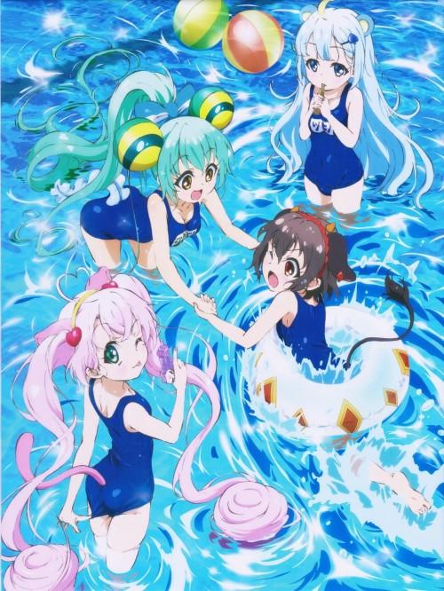 二次 エロ 萌え フェチ 水着 スク水 白スク フリル付きスクール水着 フリスク スクール水着 旧タイプ 学校指定水着 二次エロ画像 sukumizu2016081040