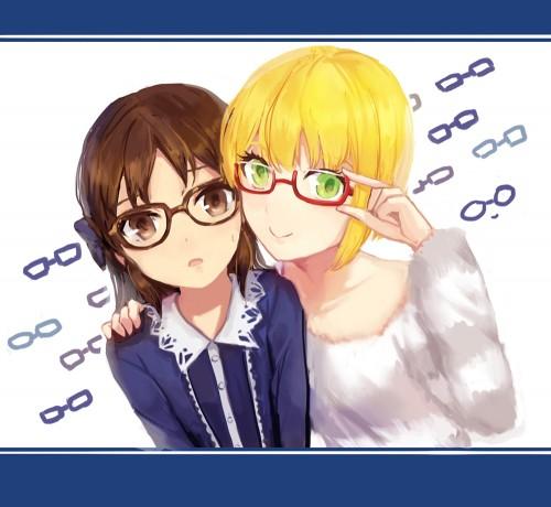 二次 エロ 萌え フェチ メガネ めがね 眼鏡 眼鏡っ娘 二次エロ画像 megane2016092804