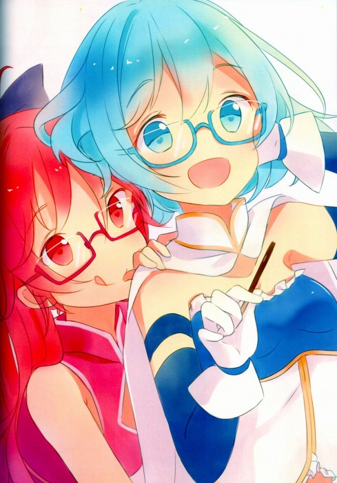 二次 エロ 萌え フェチ メガネ めがね 眼鏡 眼鏡っ娘 二次エロ画像 megane2016092840