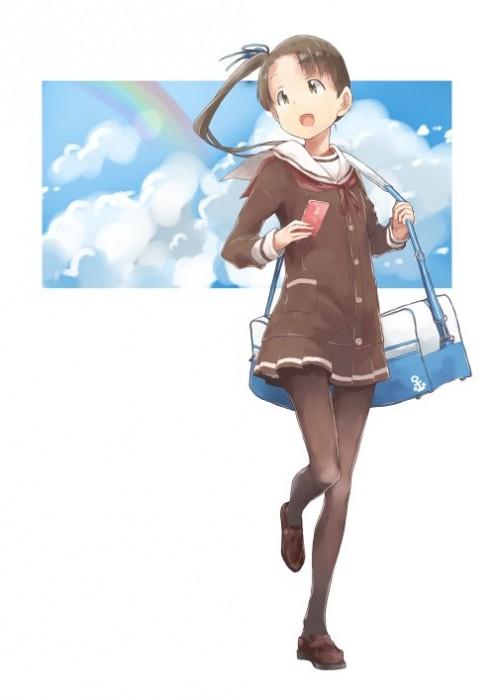 二次 エロ 萌え ゲーム 艦隊これくしょん 艦これ 擬人化 綾波 セーラー服 特II型(綾波型)駆逐艦1番艦 おでこ サイドテール サイドポニー 肉じゃが 幼妻 ソロモンの鬼神 敷波 ゴンさん 二次エロ画像 ayanamikancolle2016100839