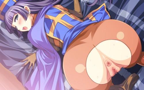 二次 エロ 萌え フェチ エロハプニング 服が破けてる ビリビリ ラッキースケベ 半裸 中破 大破 レイプ 強姦 着衣SEX 二次エロ画像 hukubiri2016110707
