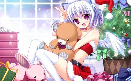 二次 萌え エロ フェチ コスプレ クリスマス 冬 サンタクロース サンタさん 二次エロ画像 santa10020161201008