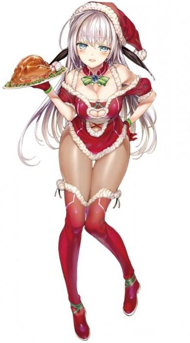 二次 萌え エロ フェチ コスプレ クリスマス 冬 サンタクロース サンタさん 二次エロ画像 santa10020161201047