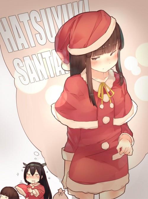 二次 萌え エロ フェチ コスプレ クリスマス 冬 サンタクロース サンタさん 二次エロ画像 santa10020161201077