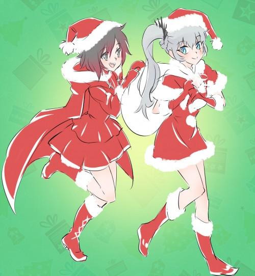 二次 萌え エロ フェチ コスプレ クリスマス 冬 サンタクロース サンタさん 二次エロ画像 santa10020161201089