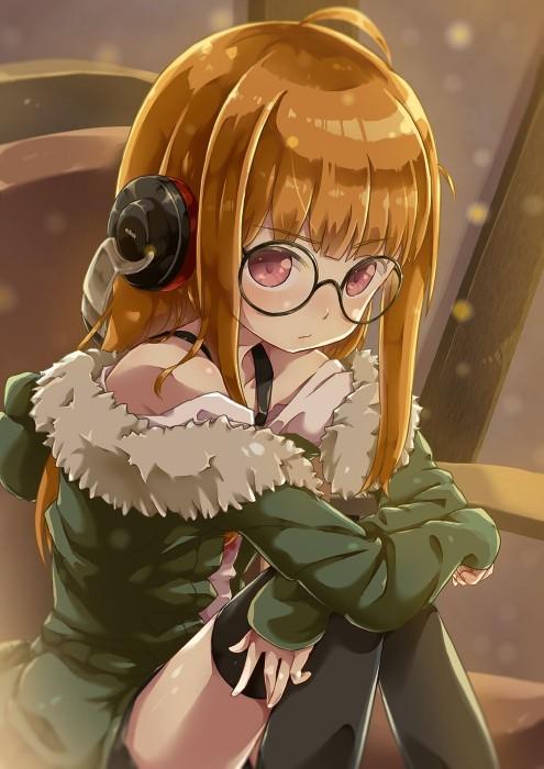 二次 エロ 萌え フェチ メガネ めがね 眼鏡 眼鏡っ娘 二次エロ画像 megane2016121229