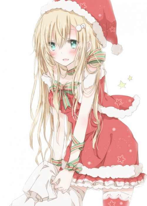 二次 萌え エロ フェチ コスプレ クリスマス 冬 サンタクロース サンタさん 二次エロ画像 santa10020161224053