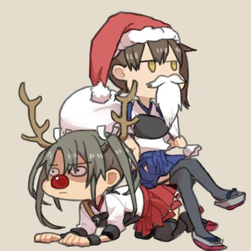 二次 萌え エロ フェチ コスプレ クリスマス 冬 サンタクロース サンタさん 二次エロ画像 santa10020161224083