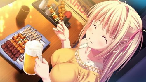 二次 萌え フェチ 食べ物 非エロ 肉 焼肉 焼き鳥 ハンバーグ ハンバーガー すき焼き 食べてる 食事風景 飯テロ トンカツ ソーセージ しゃぶしゃぶ 二次非エロ画像 niku10020170209041