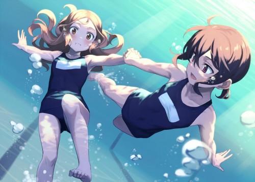 二次 エロ 萌え フェチ 水着 ビキニ ワンピース 競泳水着 スク水 ブラジル水着 危ない水着 際どい水着 Tフロント マイクロビキニ Gストリング パレオ モノキニ タンキニ 二次エロ画像 mizugi2017032526