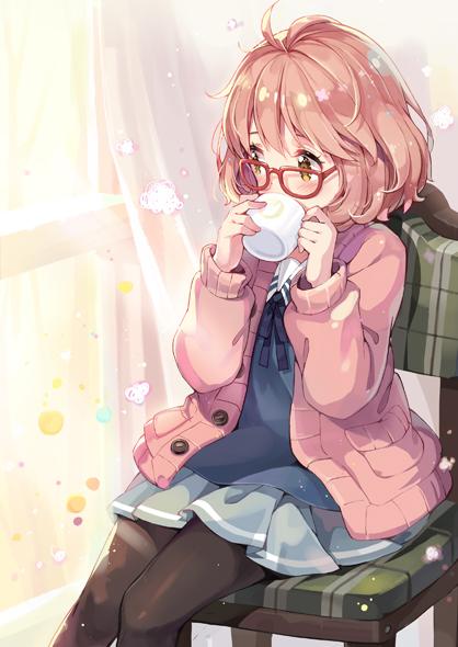 二次 エロ 萌え フェチ メガネ めがね 眼鏡 眼鏡っ娘 二次エロ画像 megane2017041813