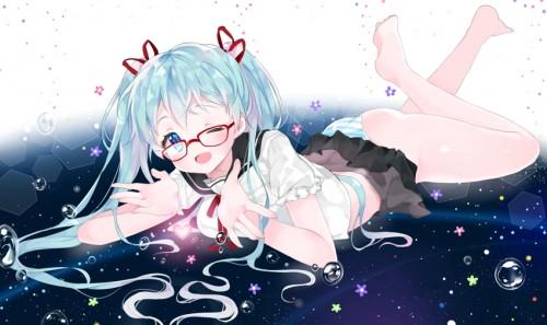 二次 エロ 萌え フェチ メガネ めがね 眼鏡 眼鏡っ娘 二次エロ画像 megane2017041815