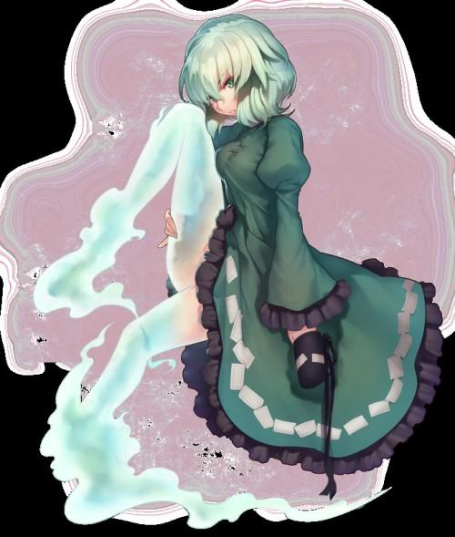 二次 エロ 萌え フェチ 緑髪 髪型 青緑 深緑 緑 黄緑 不人気 二次エロ画像 midorigami10020170504067