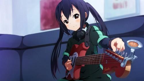 二次 非エロ 萌え 楽器 ヘッドフォン ギター 二次非エロ画像 guitar10020170609003