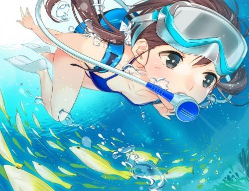 二次 エロ 萌え フェチ 水着 ビキニ ワンピース 競泳水着 スク水 ブラジル水着 危ない水着 際どい水着 Tフロント マイクロビキニ Gストリング パレオ モノキニ タンキニ 二次エロ画像 mizugi2017071538