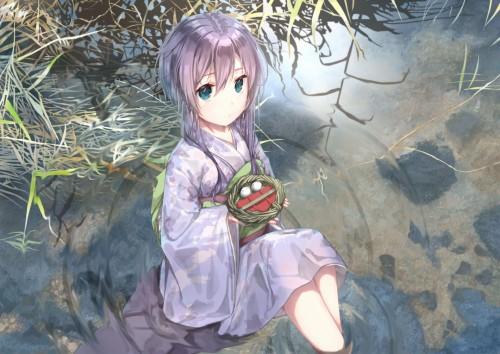 二次 非エロ 萌え ゲーム 艦隊これくしょん 艦これ 擬人化 ロリ 弥生 薄紫髪 セーラー服 腹チラ 少女 ょぅι゛ょ 怒ってなんかないよ、怒ってなんか… 二次微エロ画像 yayoikancolle2017071345