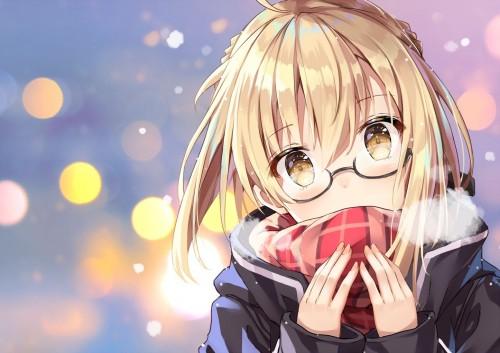 二次 エロ 萌え フェチ メガネ めがね 眼鏡 眼鏡っ娘 二次エロ画像 megane2017081722