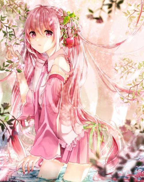 二次 微エロ ゲーム ボーカロイド 初音ミク 萌え 天使 桜ミク ただでさえ天使のミクが かわいい 桜ミク 雪ミク ボトルミク ツインテール 青緑髪 緑髪 いちご白無垢 二次非エロ画像 hatsunemiku10020170902018