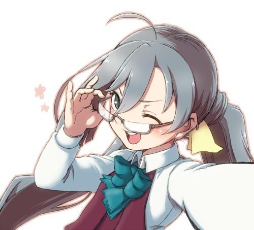 二次 エロ 萌え フェチ メガネ めがね 眼鏡 眼鏡っ娘 二次エロ画像 megane2017092119