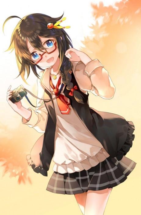 二次 エロ 萌え フェチ メガネ めがね 眼鏡 眼鏡っ娘 二次エロ画像 megane2017102049