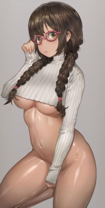 二次 萌え 微エロ フェチ ギリギリ 見えそうで見えない 着衣エロ 下着 ブラジャー おっぱい ハミ乳 胸チラ こぼれるおっぱい 下乳 チラ乳首 乳輪 乳首 二次微エロ画像 shitachichi2017102443