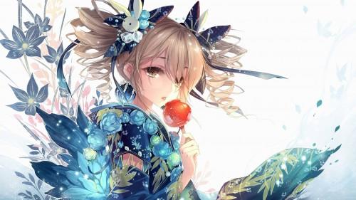 二次 萌え エロ フェチ 和服 着物 浴衣 はだけた 花火 脱衣 季節 夏 お祭り 二次エロ画像 yukata10020171016010