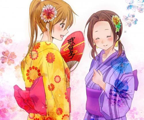 二次 萌え エロ フェチ 和服 着物 浴衣 はだけた 花火 脱衣 季節 夏 お祭り 二次エロ画像 yukata10020171016082