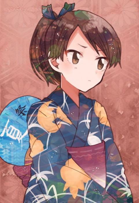 二次 萌え エロ フェチ 和服 着物 浴衣 はだけた 花火 脱衣 季節 夏 お祭り 二次エロ画像 yukata10020171016094