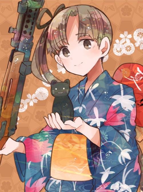 二次 萌え エロ フェチ 和服 着物 浴衣 はだけた 花火 脱衣 季節 夏 お祭り 二次エロ画像 yukata10020171016095