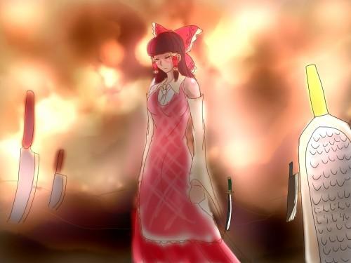 二次 萌え エロ フェチ 和服 着物 巫女服 袴 振袖 乱れた コスプレ 脱衣 聖職 狐耳巫女 二次エロ画像 miko10020180101100