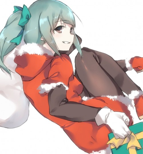 二次 萌え エロ フェチ コスプレ クリスマス 冬 サンタクロース サンタさん 二次エロ画像 santa10020171211024