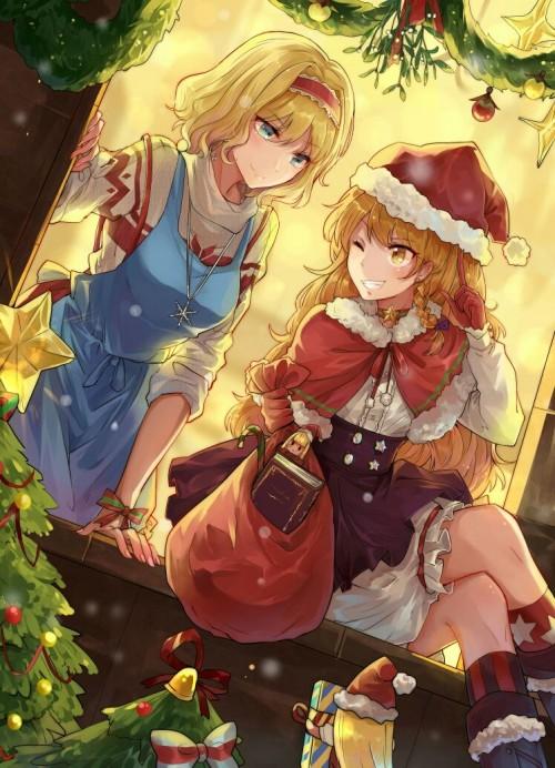 二次 萌え エロ フェチ コスプレ クリスマス 冬 サンタクロース サンタさん 二次エロ画像 santa10020171211029