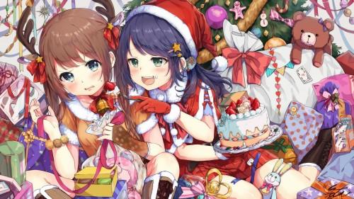 二次 萌え エロ フェチ コスプレ クリスマス 冬 サンタクロース サンタさん 二次エロ画像 santa10020171211031