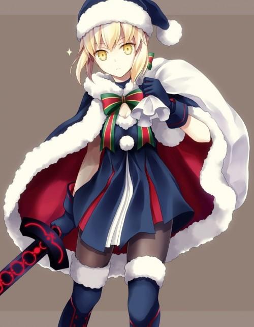 二次 萌え エロ フェチ コスプレ クリスマス 冬 サンタクロース サンタさん 二次エロ画像 santa10020171211072