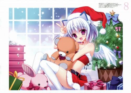 二次 萌え エロ フェチ コスプレ クリスマス 冬 サンタクロース サンタさん 二次エロ画像 santa10020171211087