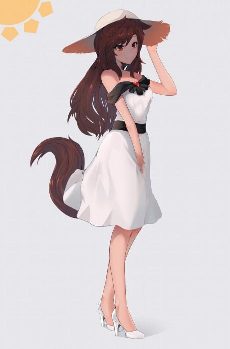二次 エロ 萌え フェチ 東方Project ゲーム 今泉影狼 孤独なウェアウルフ 狼女 ニホンオオカミ 東方輝針城 怖いわー人間怖いわー 草の根妖怪ネットワーク 黒髪 爪 ドレス 二次エロ画像 imaizumikagerou10020180102041
