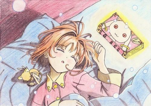 二次 非エロ 萌え フェチ アニメ カードキャプターさくら 魔法少女 木之本桜 ロリ 茶髪 アホ毛 貧乳 制服 帽子 ショートカット・短髪 はにゃーん ほえ~ 人生ブレイカー 二次非エロ画像 kinomotosakura10020180126074